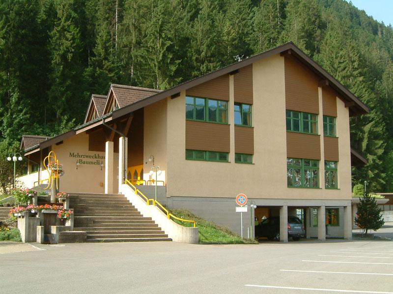 Mehrzweckhaus Baumeli