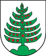 Wappen Gemeinde Unteriberg